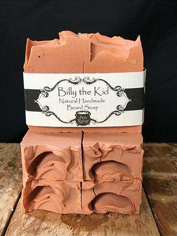 Billy The Kid Beard Soap