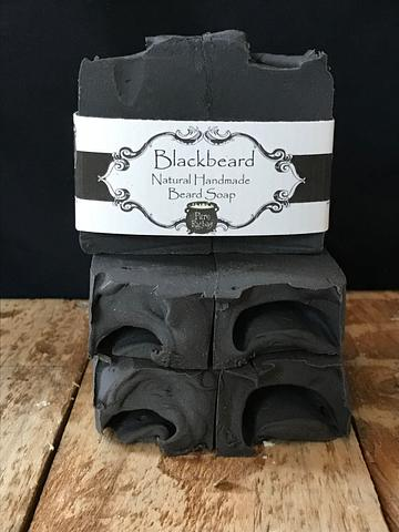 Blackbeard Beard Soap