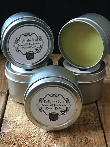 Billy the Kid Beard Balm