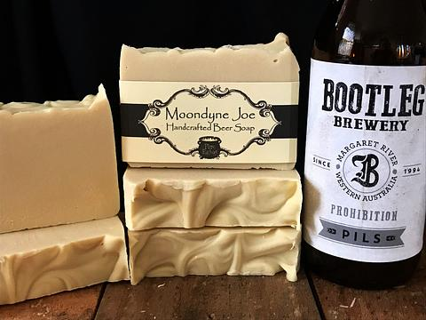 Moondyne Joe Beer Soap